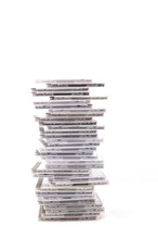 Stack Of Cds 3