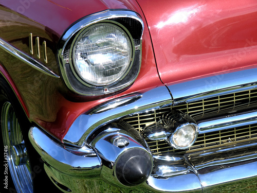 Canvas Prints Vintage cars classic car