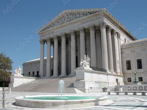 america's supreme court Poster