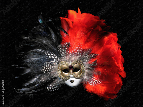Obraz venetian mask - fototapety do salonu