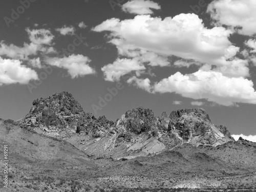 Photo mountains in arizona
