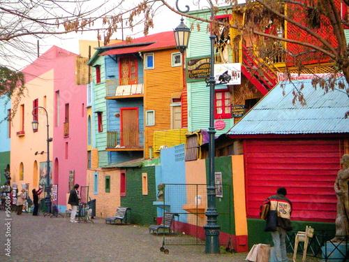Tuinposter Buenos Aires le caminito de buenos aires