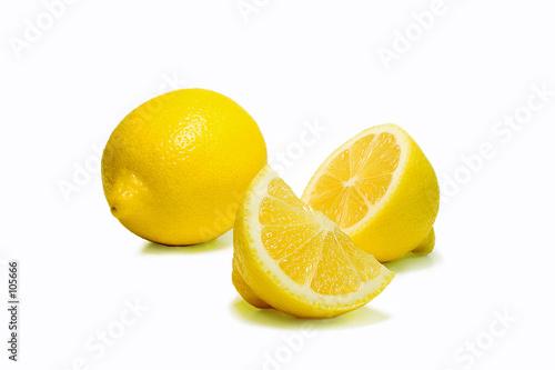 Fotografie, Obraz  lemons