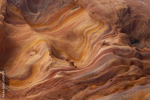 Tuinposter Egypte coloured canyon