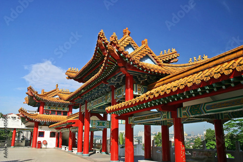 Vászonkép thean hou temple