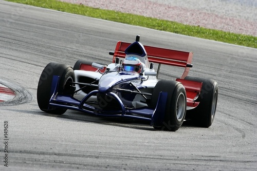 Photo sur Aluminium Motorise a1 grand prix