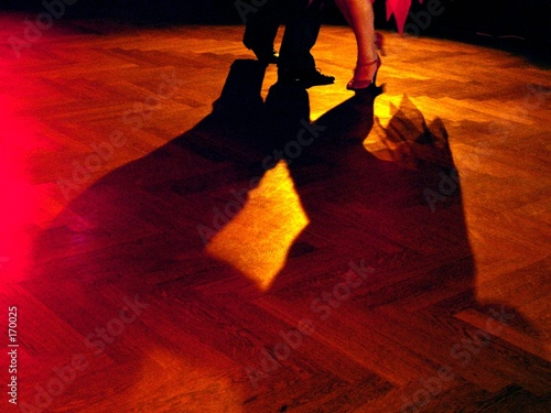 Photo  couple dance