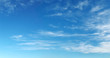 canvas print picture - sky panorama