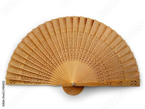 Fotografie, Obraz folding fan
