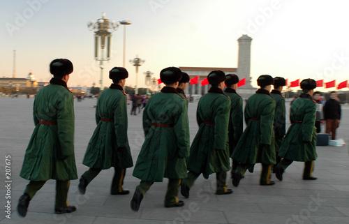 Foto auf Gartenposter Beijing tien an men