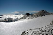 Glacier Au Matin