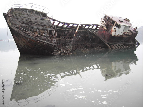 Photo Stands Shipwreck épave