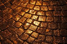 Wet Cobblestones
