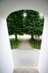 Fototapeta 3D stairway