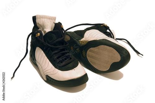 Fotografie, Obraz  basketball trainers