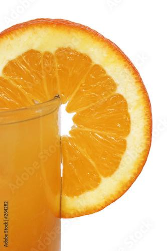Photo aderezo de naranja