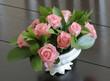 Leinwandbild Motiv say it with flowers