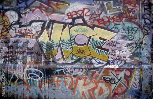 Fotografie, Obraz  graffiti 8