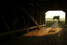 Through A Covered Bridge