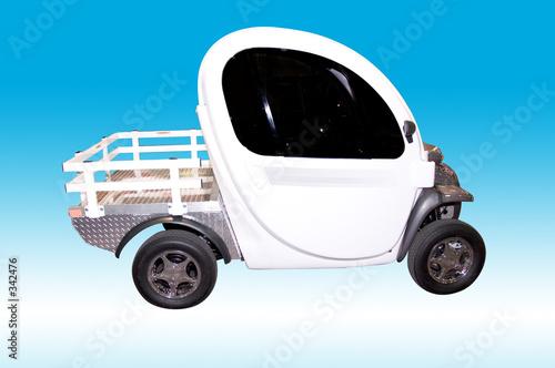 Plakaty samochody nowoczesne   futurystyczny-samochod-elektryczny