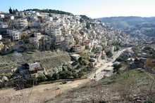 Jerusalem Silwan Village