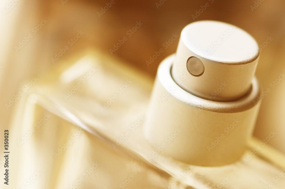 Fototapety, obrazy: bottle of perfume