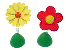 Bobblehead Flowers