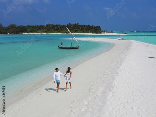 Fotografia honeymoon island