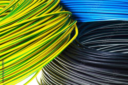 Fotografiet kabel bunt 1