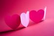 canvas print picture - valentine