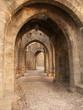 Leinwandbild Motiv the gates through time