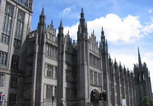 Photo church in aberdeen