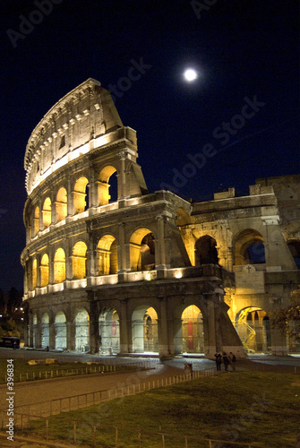 Foto-Rollo - kolloseum rom (von foto.fritz)