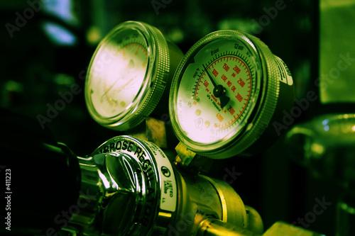 Valokuva  regulator valve.