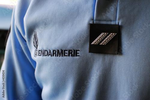Fotografie, Obraz  gendarmerie8