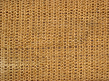 Close Up Of Woven Basket.     ...