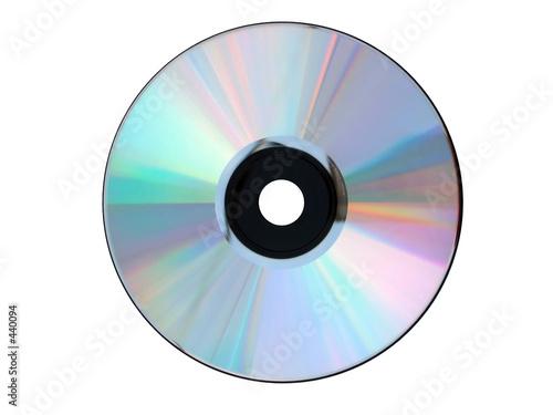 Fotografía one cd - dvd silver blank