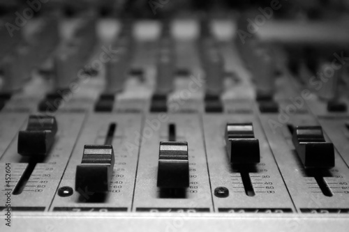 Fotografie, Obraz  mixer / dj / home-recording