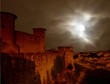 Leinwandbild Motiv dooms castle