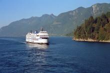 Ferry Line Vancouver-victoria