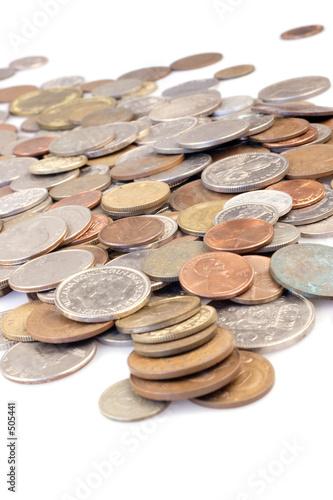 Fotografía assorted coins