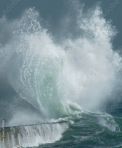 Fotografía tempête