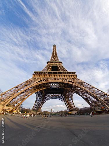 Papiers peints Paris the eiffel tower