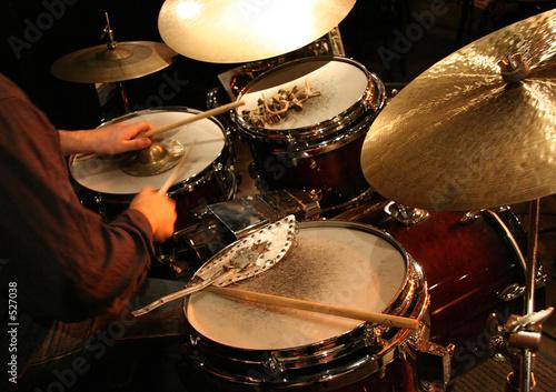Fotografia, Obraz drummer