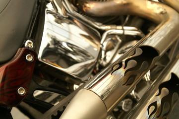 Fototapeta Motor moto-tuning (37)