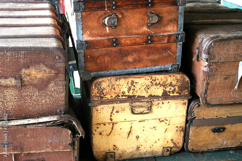 Fotografie, Obraz  lost luggage
