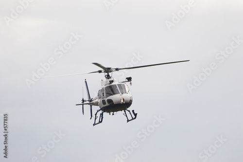 Staande foto Helicopter squirrel helicopter