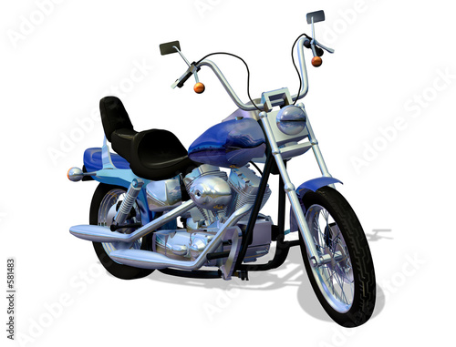 Poster Motorcycle motorcycle 2