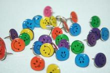Multi Colored Thumbtacks