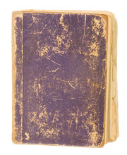 Blank Cover Of Old Book
